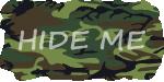 Hide Me! Logo